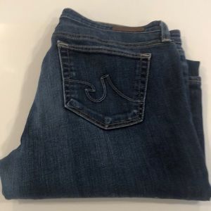 AG Angelina Petite Boot Cut Jean size 29R